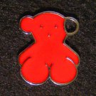Bear Pendant (Red)