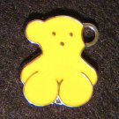 Bear Pendant (Yellow)