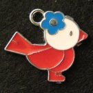 Bird Pendant (Red)