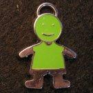 Little Friend Pendant (Green)