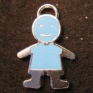 Little Friend Pendant (Light Blue)