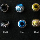 Shiny bead (01) (Assorted color) (20pcs)
