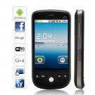 Dual SIM Android 2.2 OS Smart Phone with 3.2 Inch Resistive Touch Screen