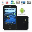 Google Android 2.1 OS PDA Smart Mobile Phone with 3.3 Inch LCD Touchscreen