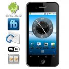 Android 2.2 OS 3.5'' Capacitive Ultra-thin Touchscreen Smartphone + Dual Camera