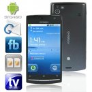 Android 2.2 OS 4.1 Inch Touchscreen TV Smart Phone with Dual Camera + GPS