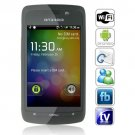 3.6 Inch Touchscreen Android 2.2 OS Smart Phone Support WIFI + AGPS