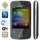 2.8 Inch Touchscreen Android 2.2 OS Smartphone with WIFI + GPS + Analog TV