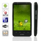 Android 2.2 OS 4.0'' Capacitive Touchscreen Smartphone with GPS + Analog TV