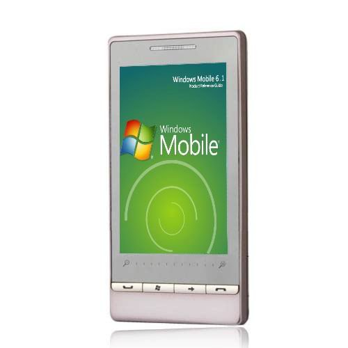 3.2 Inch Touch Screen PDA Smart Phone - WiFi - New Style Menu
