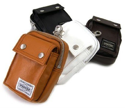Head Porter mobile phone bag camera bag waist packs