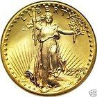 1907 $20 MINI ST. GAUDENS GOLD COIN (HGE)