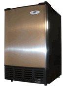 Sunpentown 12 Lbs. Built-In Ice Maker - Stainless Steel Door - IM-150US