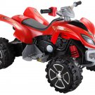 Mini Motos ATV 12v Red - Battery Powered - MM-108