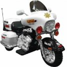NPL Patrol H. Police 12v Motorcycle - NPL0958