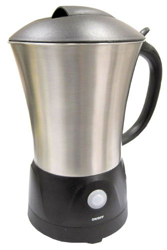 Sunpentown One-Touch Milk Frother/Warmer - MF-0620