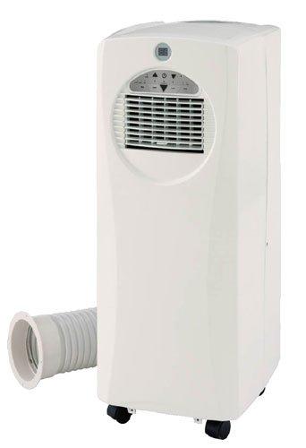Sunpentown 10,000 BTU Portable SlimLine AC w/Heat - WA-1061H