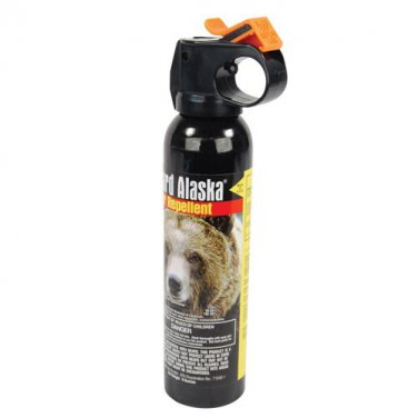 Guard Alaska® Bear Repellent Spray with Holster - 9 oz - EPA Approved