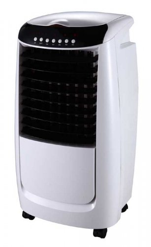 Sunpentown Evaporative Air Cooler with 3D Cooling Pad - SF-6N25