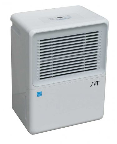 Sunpentown 60 pint Dehumidifier with Energy Star - SD-61E