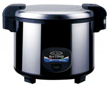 Sunpentown 35 Cups Heavy Duty Rice Cooker - SC-5400S