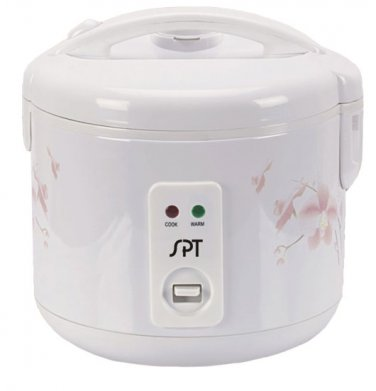 Sunpentown 6 Cups Rice Cooker - SC-1202W