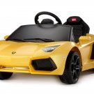 Rastar Lamborghini Aventador LP700-4 6v (Remote Controlled) - Yellow - RA-81700 - Ride On