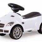 Rastar Mercedes SLK 55 AMG Foot To Floor - White - RA-82300 - Ride On