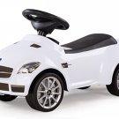 Rastar Mercedes SLK 55 AMG Foot To Floor - White - RA-82300 - Ride On