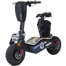MotoTec MotoTec Mad 1600w 48v Electric Scooter