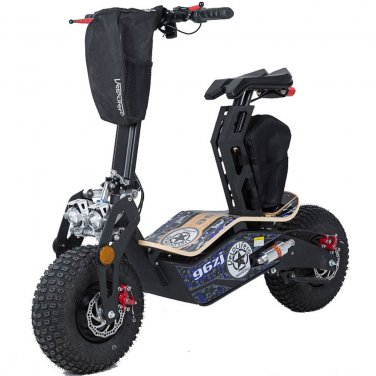 MotoTec MotoTec Mad 1600w 48v Electric Scooter