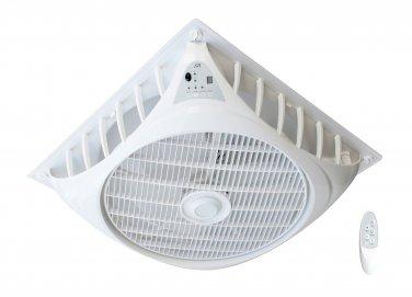 Sunpentown DC-Motor Drop Ceiling Fan - SF-1691C
