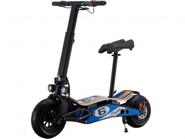 MotoTec MotoTec MiniMad 800w 36v Electric Scooter - Lithium Battery