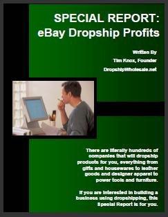 SPECIAL REPORT: eBay Dropship Profits