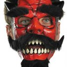 Devil Mask with Moving Eyebrows