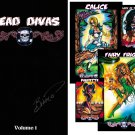 Dead Divas Pin Up Book Vol. 1