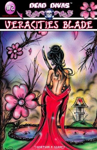 Dead Divas Veracities Blade Comic #2