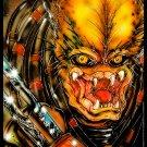 Predator vs Alien Print