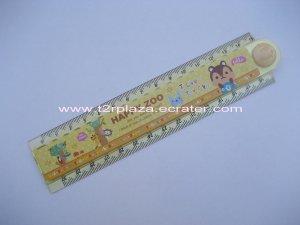 Happy Together Folding Multipurpose Ruler - RL110001 - Yellow