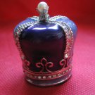 Elegant miniature trinket/jewellery box-brand new-crown