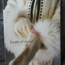 COSTUMES & TEXTILES book - Dalarna Swedish NEW