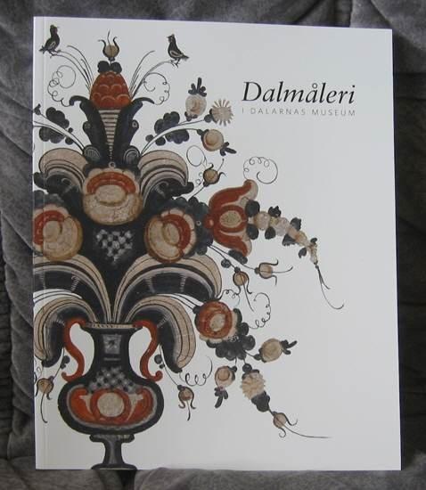 DALA PAINTING Kurbits book Swedish NEW