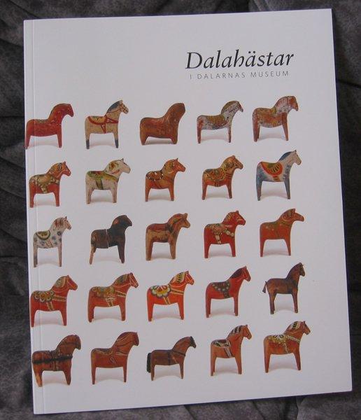 DALA HORSES book - Dalarna Swedish NEW