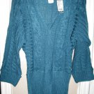 SAY WHAT Womens Knit Scoop Neck Sweater Size X-Small