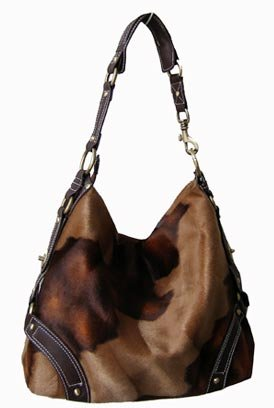 CLASSIC BRAND NEW DESIGNER INSPIRED BROWN AND TAN TOTE HANDBAG