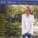 This Time It's Love by Kitt Moran Jazz & Bossa Nova CD