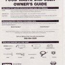 New Waste King L-2600 Legend Garbage Disposer Manual