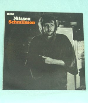 HARRY NILSSON Schmilsson KOREAN IMPORT LP 1982