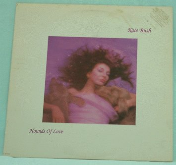 KATE BUSH LP Hounds of Love 1985 Running up that Hill
