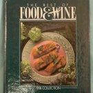1988 BEST of FOOD & WINE MAGAZINE Cookbook COOK BOOK